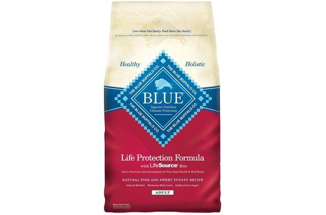 Blue Buffalo Issues Voluntary Recall Due To Potential Mold Blue