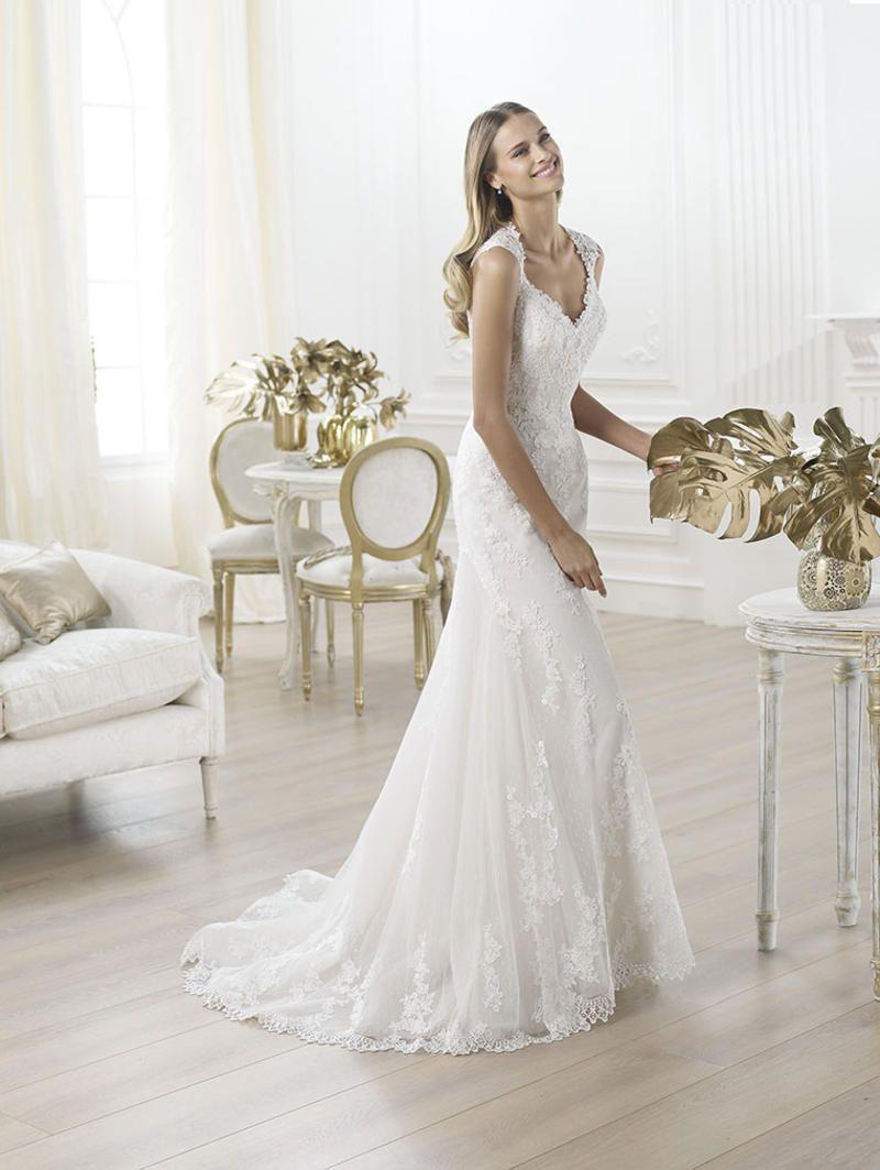 pronovias brautkleid - Google-Suche | Hochzeit | Pinterest ...