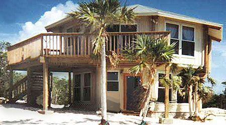Topsider homes has been building homes in the bahamas for Prefab tropical homes