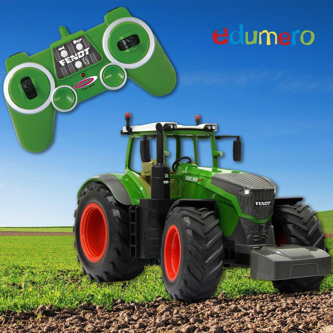 Rc Traktor In 2020 Traktor Fendt Funkfernsteuerung