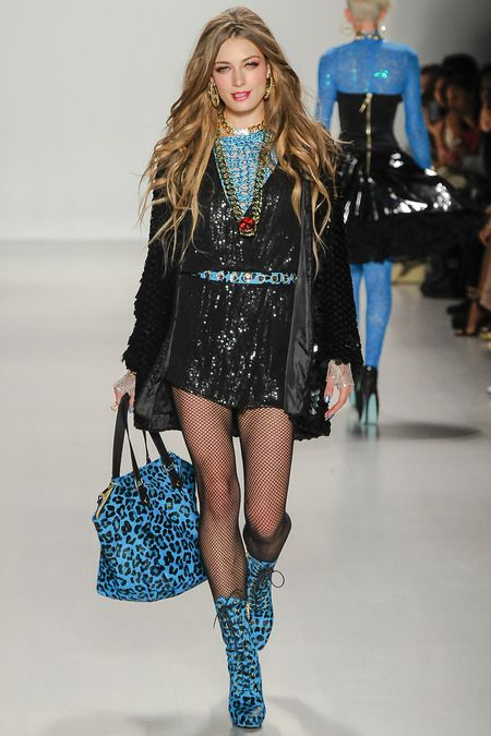 Betsey Johnson   Fall 2014 Ready-to-Wear Collection   Style.com