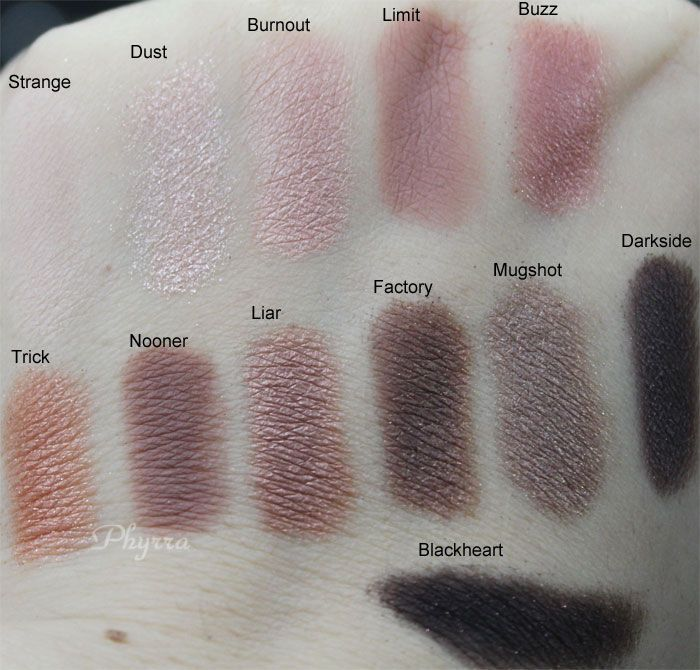 Naked3 Eyeshadow Palette by Urban Decay #9