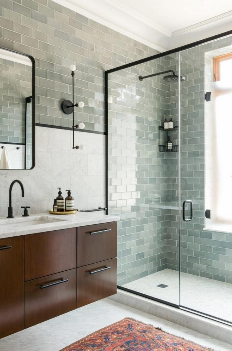 70+ Adorable Bathroom Tiles Ideas For Small Bathrooms   Tile ideas ...