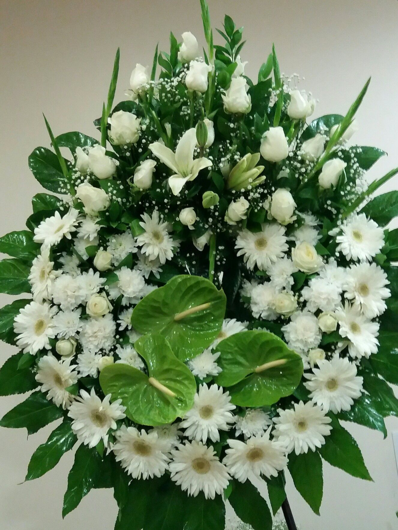 Pin By Hector Magana On Funeral Flowers Pinterest Funeral