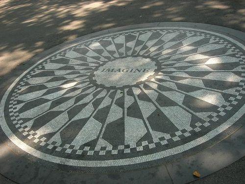 Central Park, Imagine by Flygstolen, via Flickr
