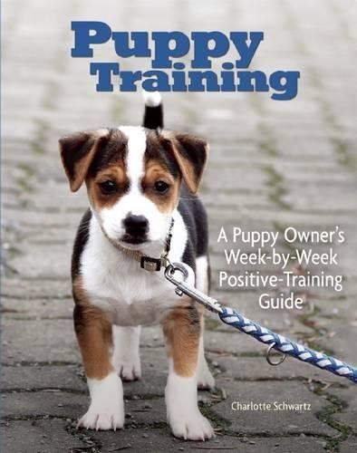 Puppy Training Owner S Week By Week Training Guide Training Book
