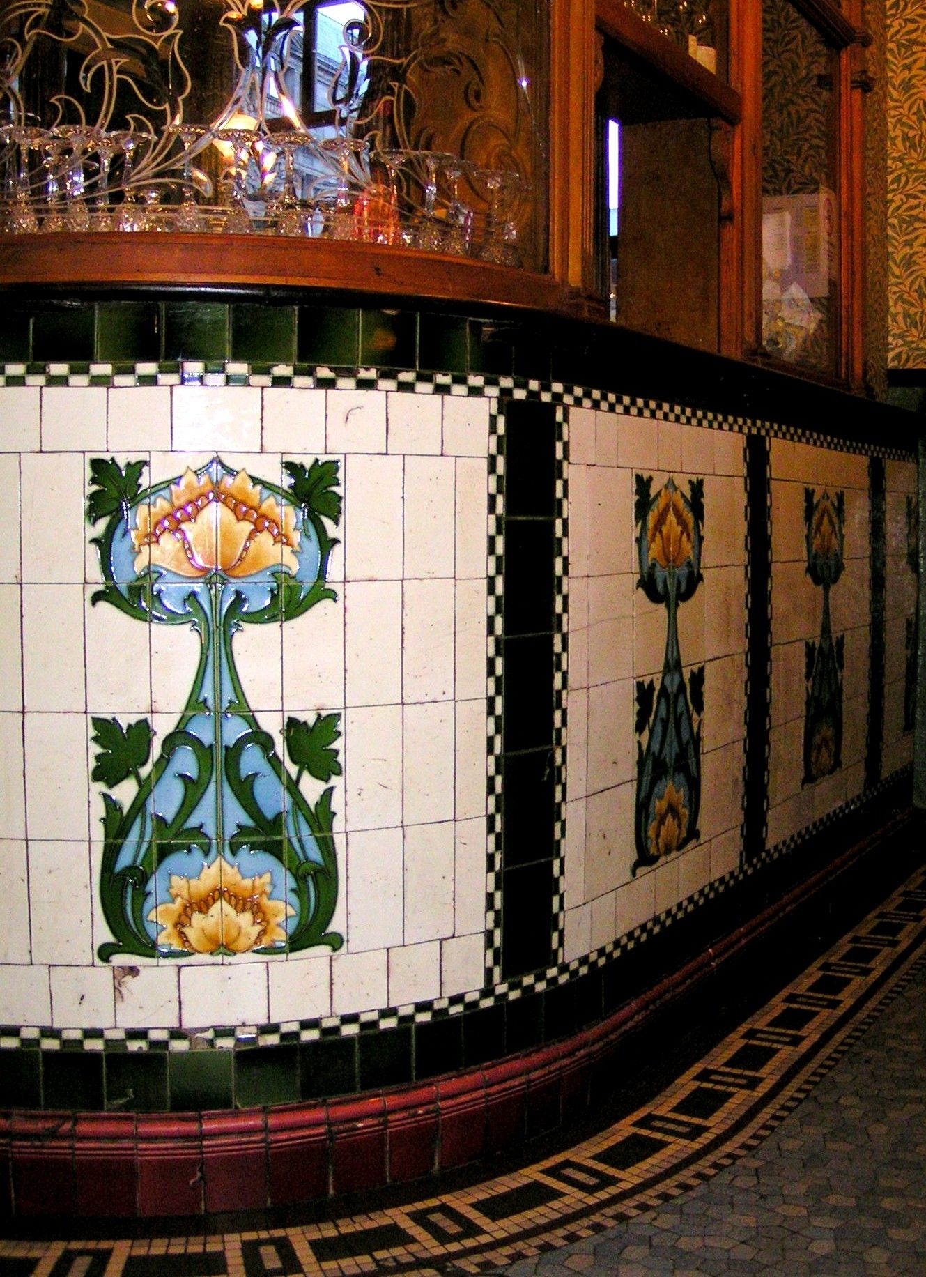 Tile art historical tiles writing about tiles and tile art historical tiles writing about tiles and architectural ceramics dailygadgetfo Choice Image