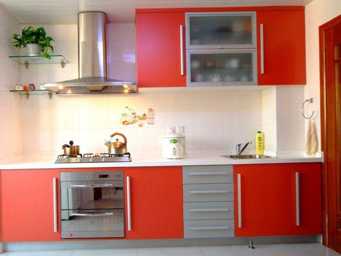 Comment Repeindre Une Cuisine Idées En Photos - Comment repeindre des meubles de cuisine pour idees de deco de cuisine