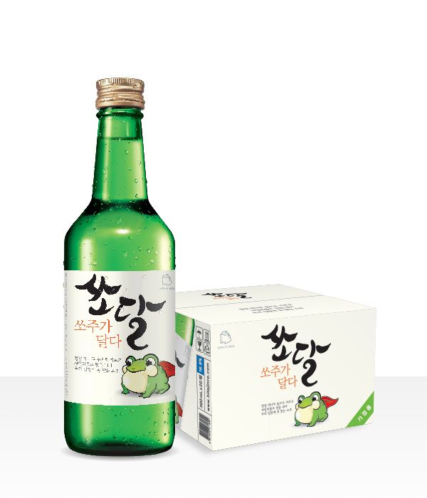 """Ssodal (meaning """"soju is sweet"""") by total impact"""