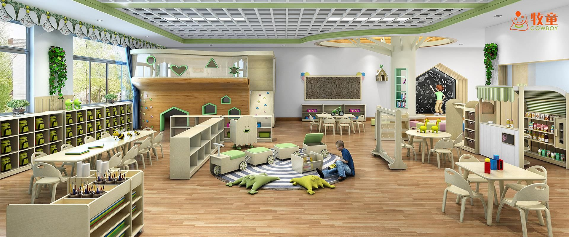 How To Set Up Your Daycare Kids Bedroom Paint Furniture Preschool Furniture