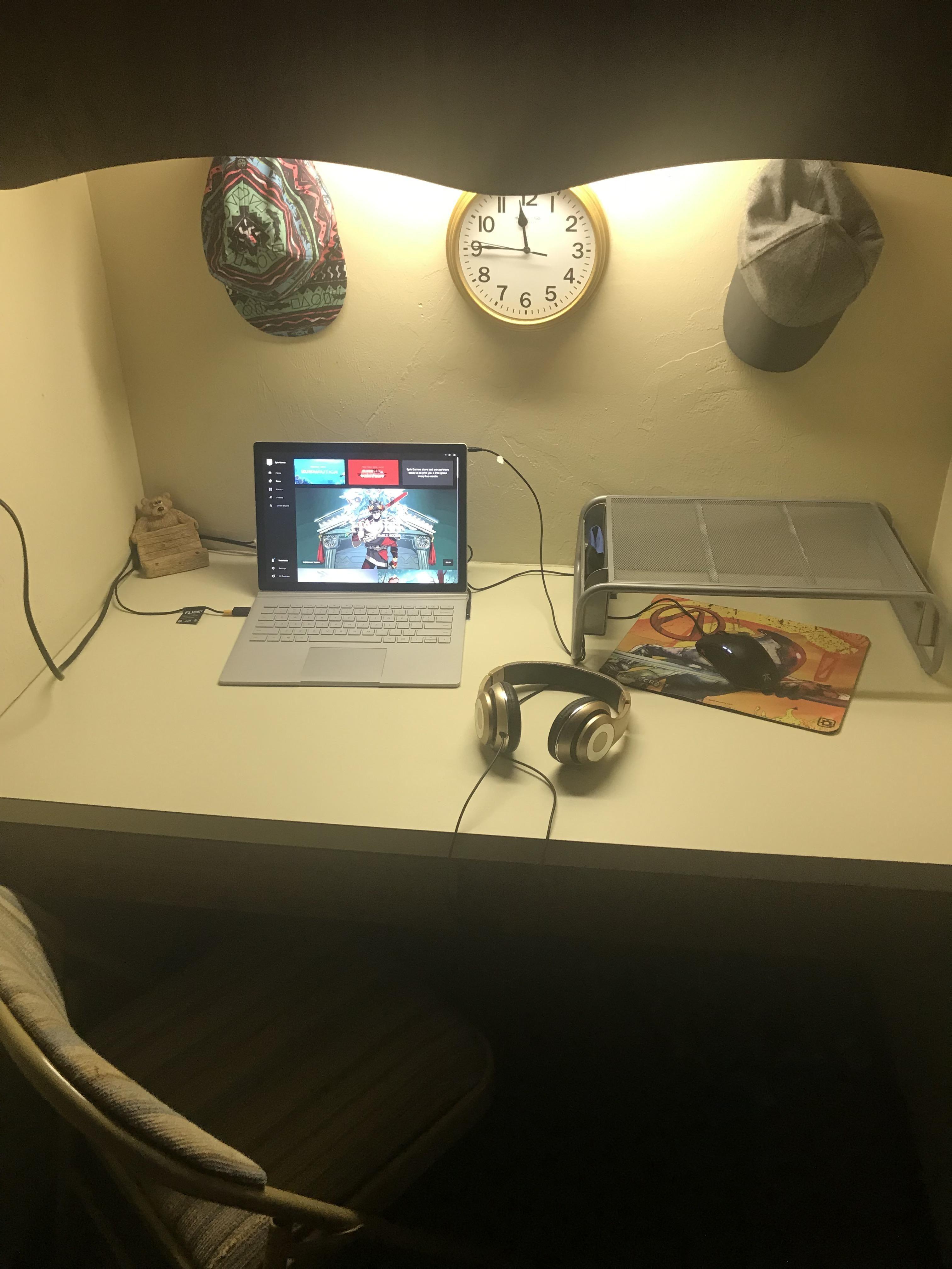 My little setup Gaming BattleStations Home Decor For Gamers