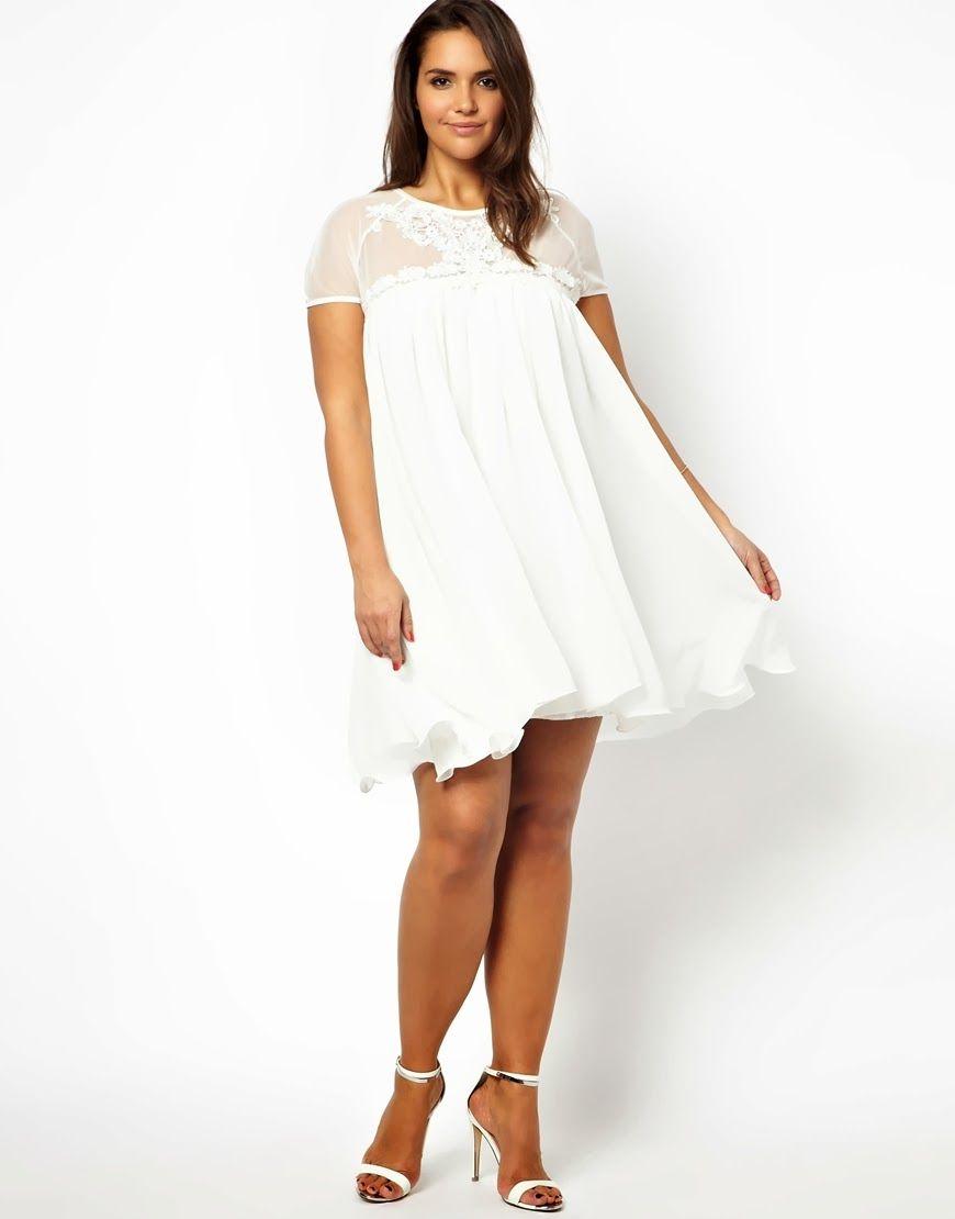 1775d6373 Fantásticos Vestidos de fiesta para señoras gorditas