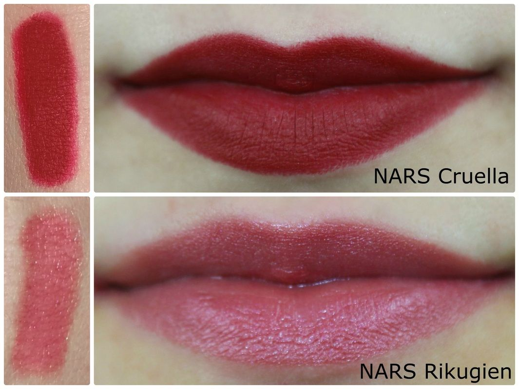 Sephora 2015 Beauty Insider Birthday Gift Nars Lip Pencils
