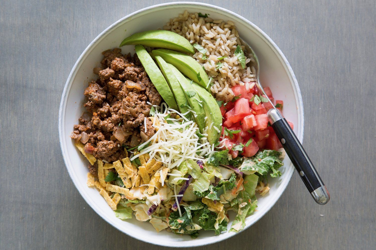 Ground Beef Taco Bowls Recipe Ground Beef Recipes Easy Beef Recipes Good Healthy Recipes