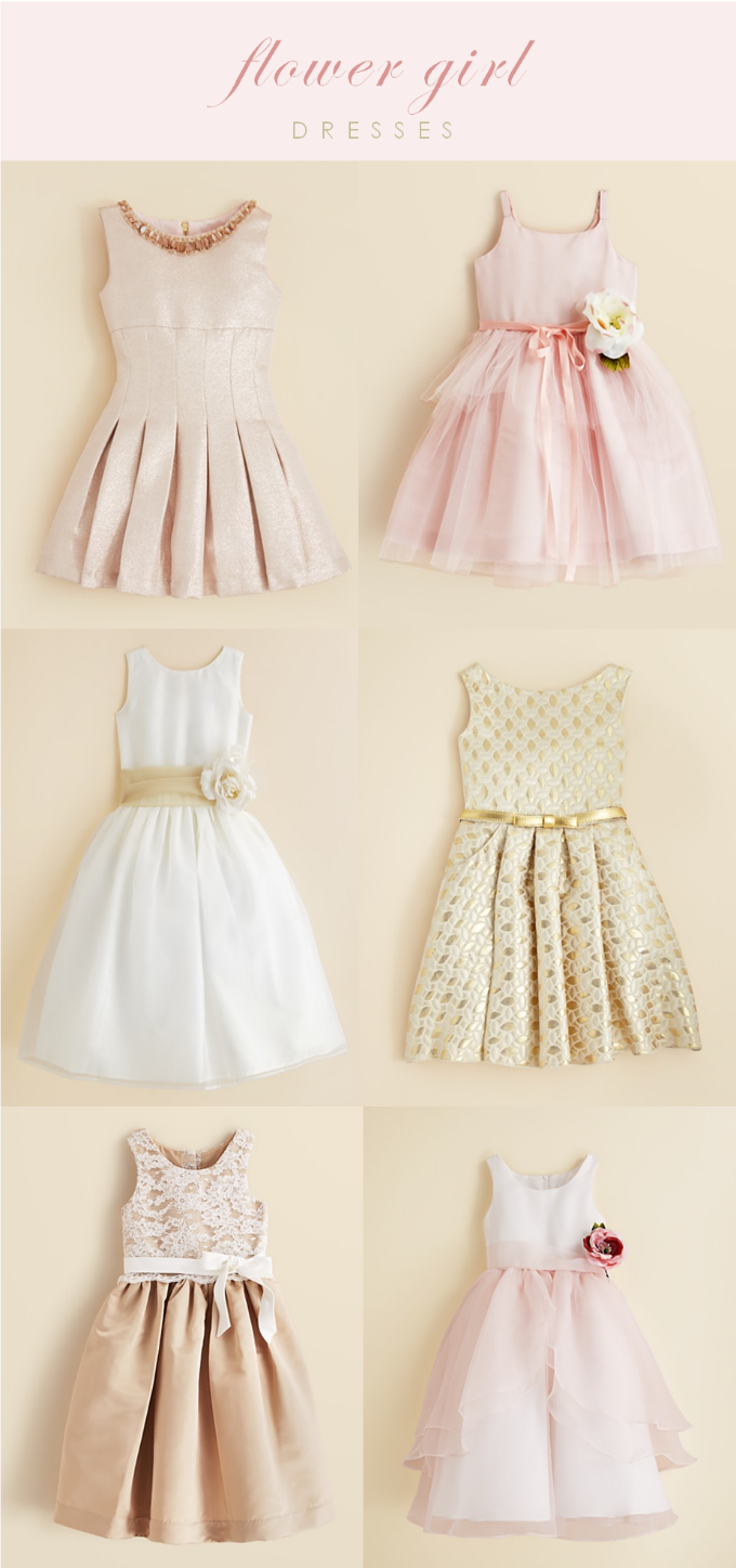 Where to Find Cute Flower Girl Dresses! | Kurze kleider und Kleider
