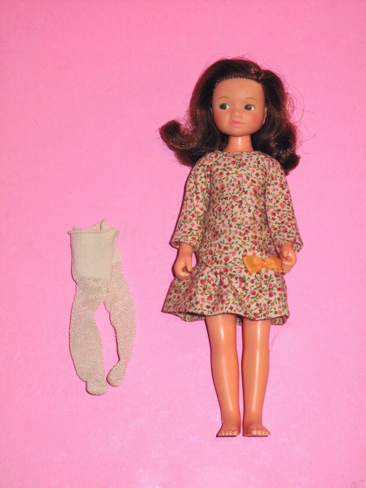 "Amanda Jane Alexander miss amanda jane - vintage 7.5"" vinyl doll w/ original box"