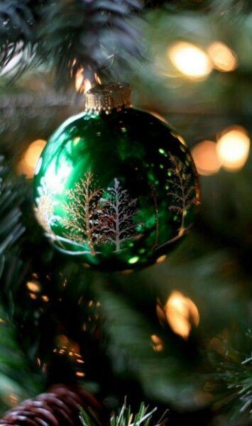 ✿❁✽Delightful✾✽❃ Christmas Pinterest Green christmas