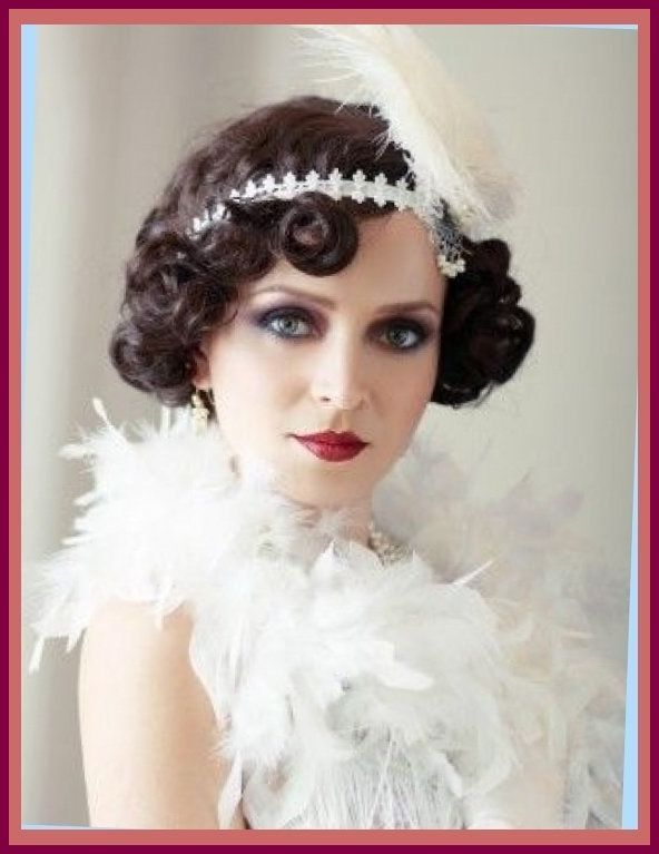 Roaring 20s hairstyles for long hair | The Best Hairstyles ...