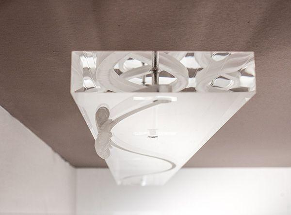 ARMONICO - Canale di scorrimento a onde- Prodotto brevettato ed esclusivo, unisce alla semplicità del funzionamento, la bellezza del design. Elemento di discreta appariscenza semplicemente splendido