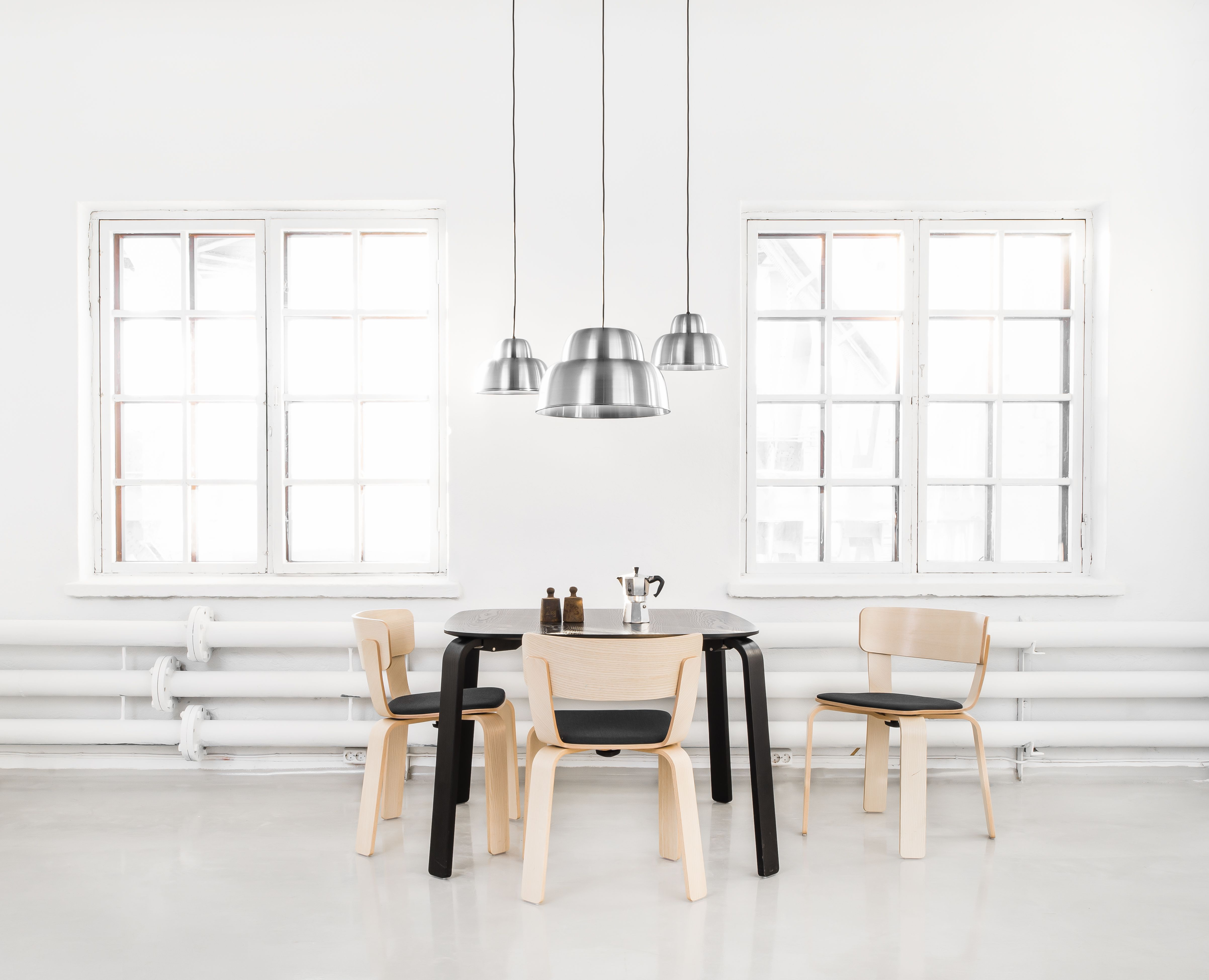 Levels Lamps Bento Kitchen Table And Chairs