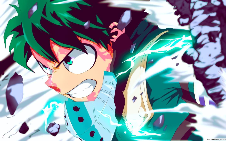Izuku My Hero Academia Wallpapers 1080p Personajes De Anime Fondo De Anime Dibujos