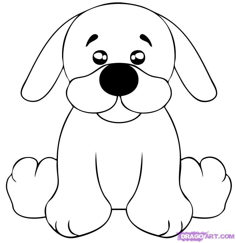 puppy drawing. How to draw a lab puppy  Hundreds of drawing tuts on this site