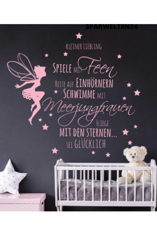Wandtattoo Zitat Spruch Kleiner Liebling Wandtattoo Babyzimmer Wandtattoo Kinderzimmer Wandtattoo