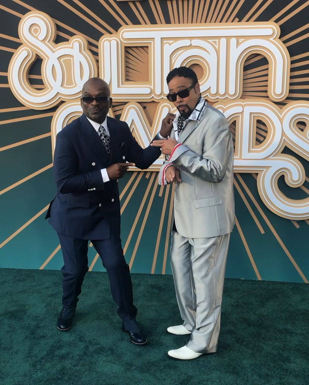 """Morris Day on Instagram: """"Bout to go down! #soultrainawards #bet"""" 