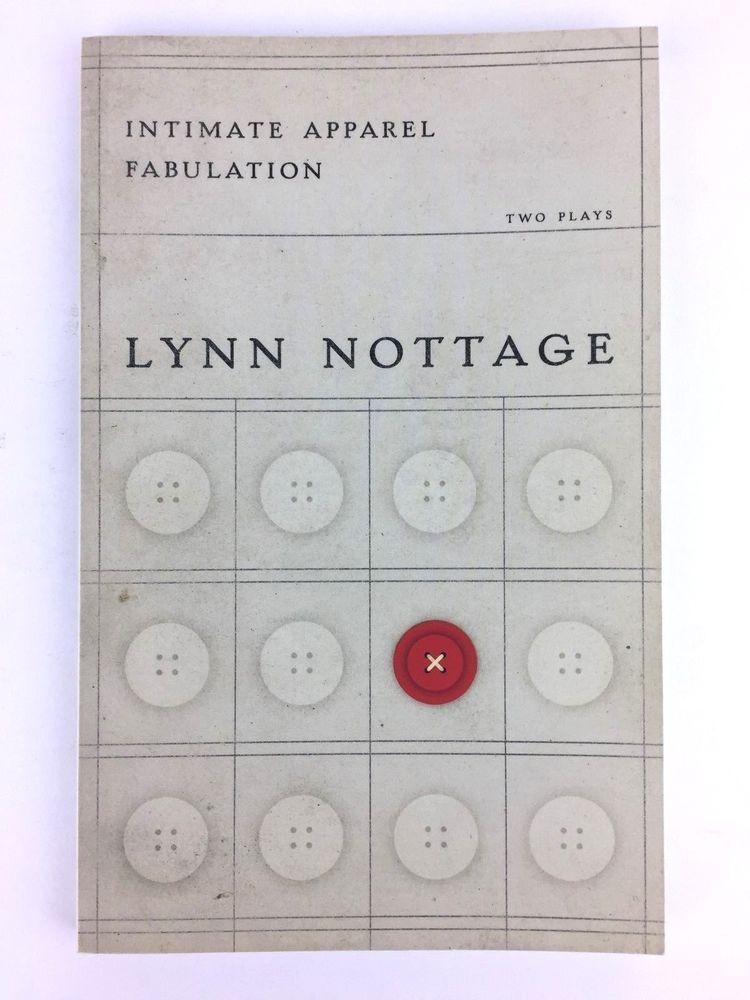 Read Intimate Apparelfabulation Books Online
