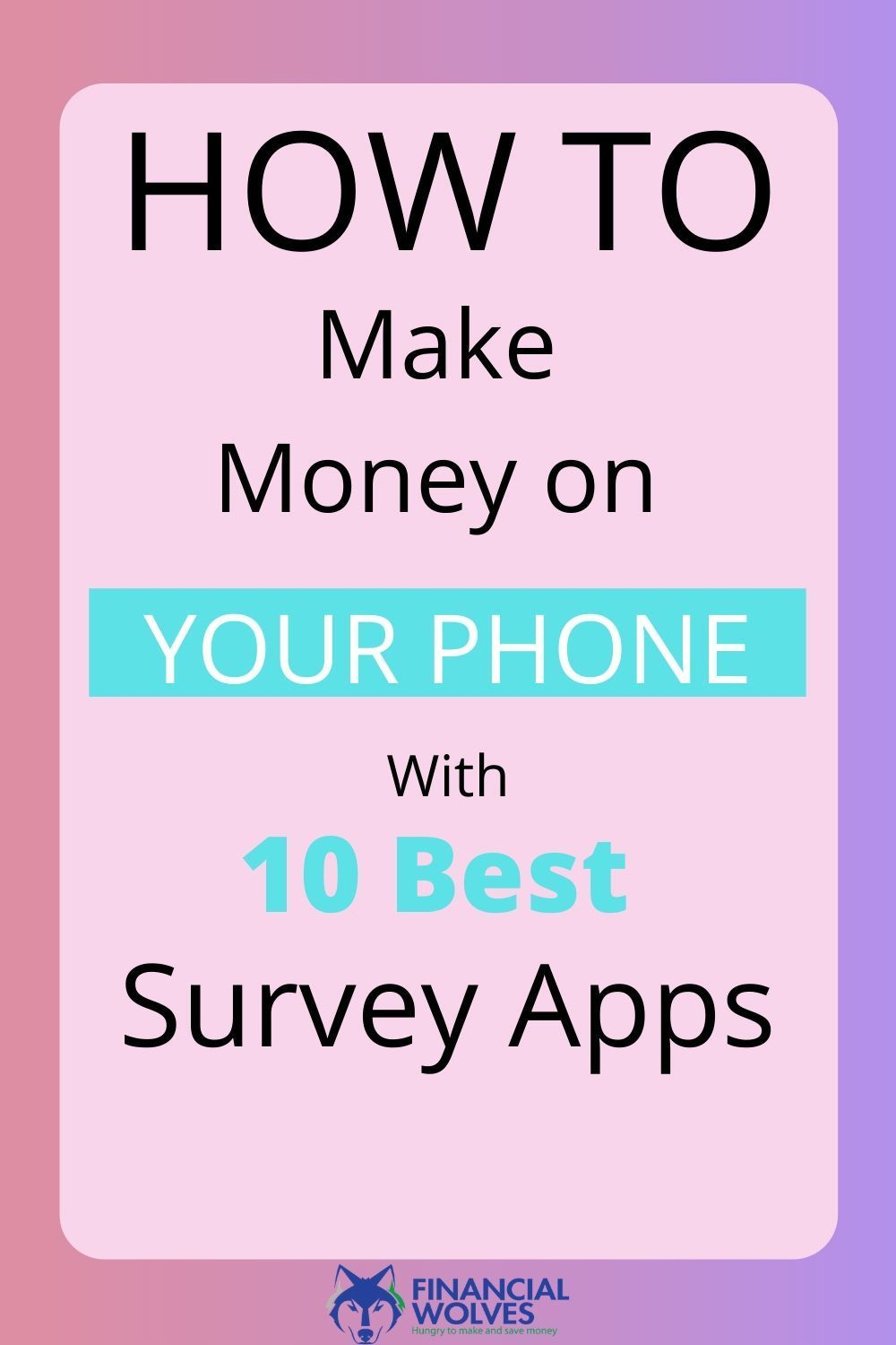 Check Out The List Of Survey Apps That Pay So You Can Earn Extra