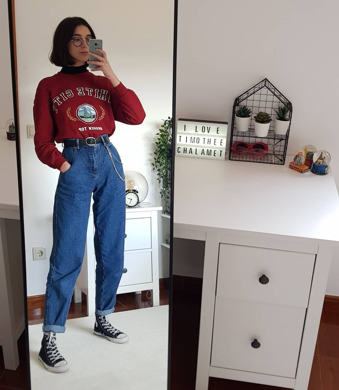Aesthetic Grunge Vintage On Instagram Do You Prefer 1 Or 2 It S Me R A F A E L A Aest Retro Outfits Clothes Fashion Inspo Outfits