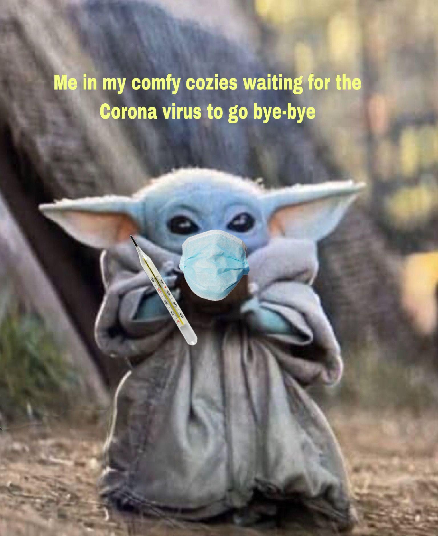 Baby Yoda Yoda Funny Yoda Meme Cute Memes