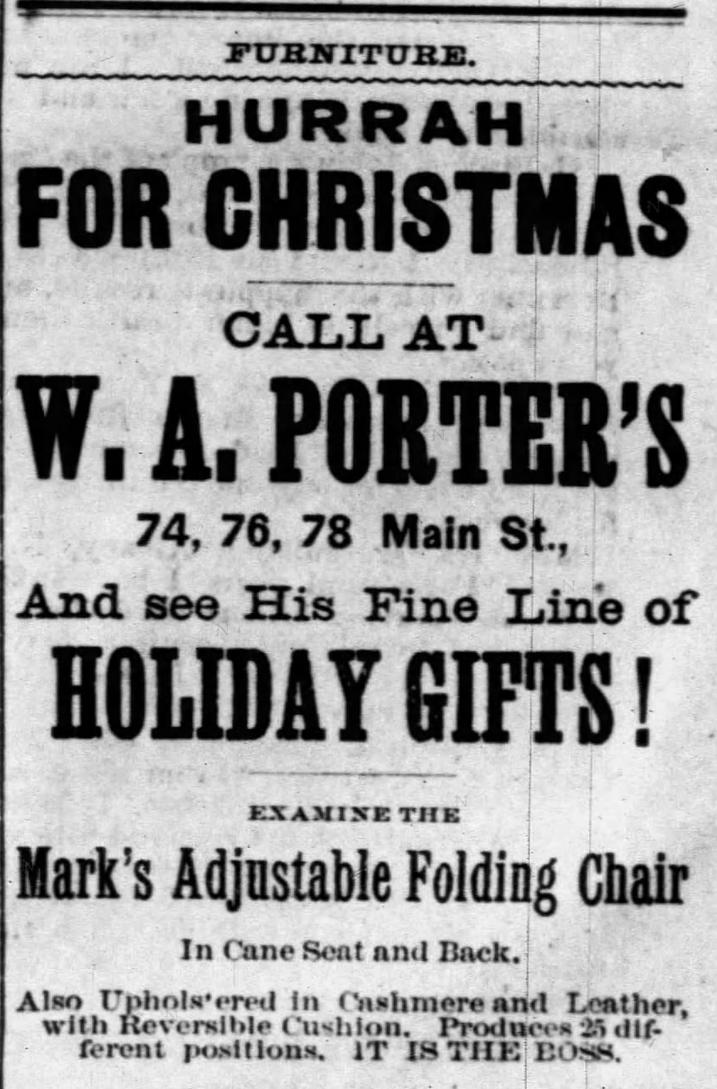 The Journal Times Of Racine Wisconsin On 23 Dec 1881 Part 1 Of 2