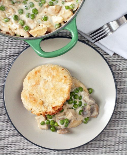 Stove-top Chicken Pot Pie. I've Made It A Few Times And