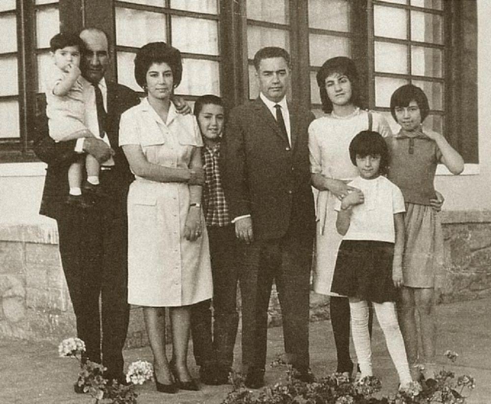 1964 A Family In Kabul Afghanistan Afghanistan Afghan Kabul