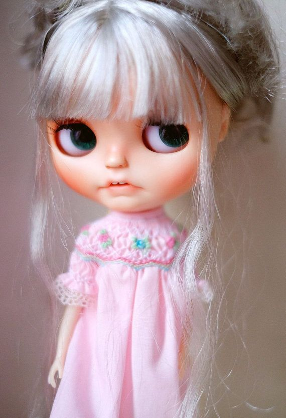 Alice OOAK Custom Blythe Doll by YuanxiaoxiaoDoll on Etsy