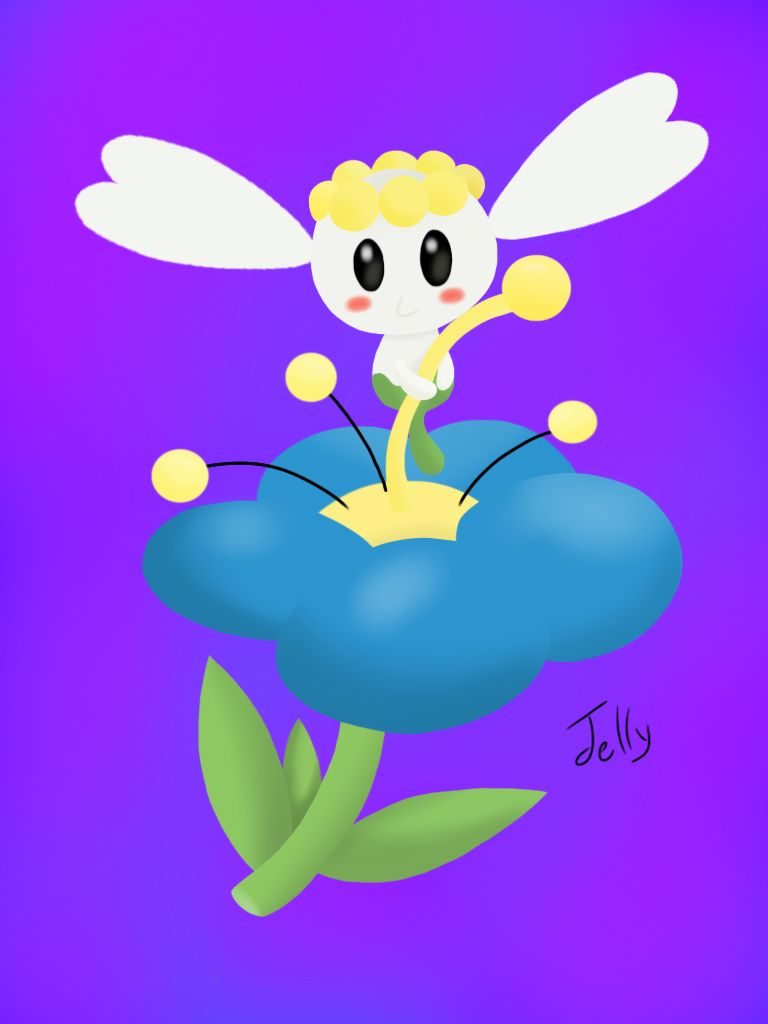 flabebe pokemon shiny - HD 768×1024