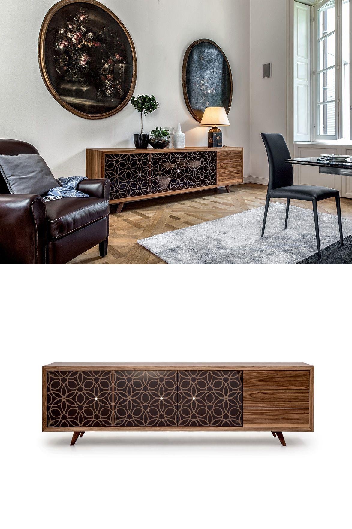 sideboard granada von tonin casa italy design sideboards. Black Bedroom Furniture Sets. Home Design Ideas
