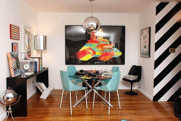 Colorful surprise | Rafael De Cardenas #design #decor #interiordesign #interiordecor