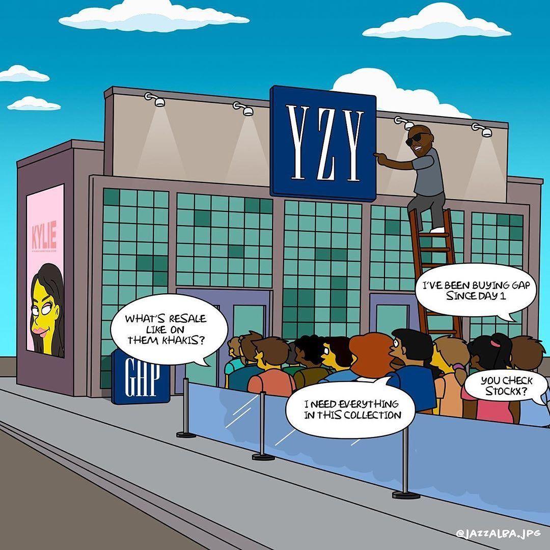 Kanye West X Gap In 2020 Resale Stuff To Buy Gap