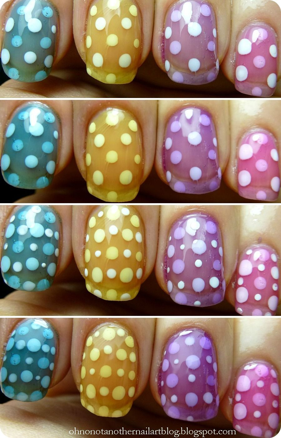 [Finishpedia] episode 8 Jelly Nail art blog, Nail art