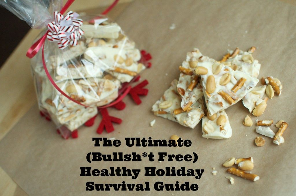 Final installment of the three-part Healthy Holiday Survival Guide!
