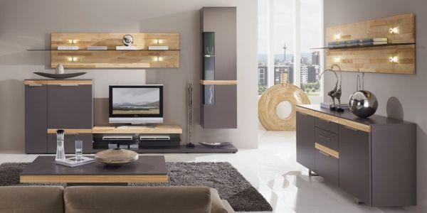 taupe wandfarbe fr ihr zimmer gemtlichkeit schaffen mehr infos bei wwwfarbefreudelebende - Wandfarben Wohnzimmer