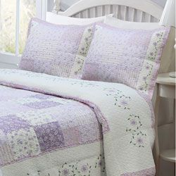 Give Your Room A Spring Like Feel With This Love Of Lilac Three Piece
