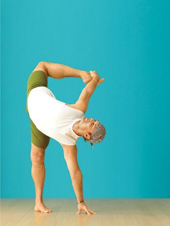 half moon pose  yoga poses  yoga journal  yoga for