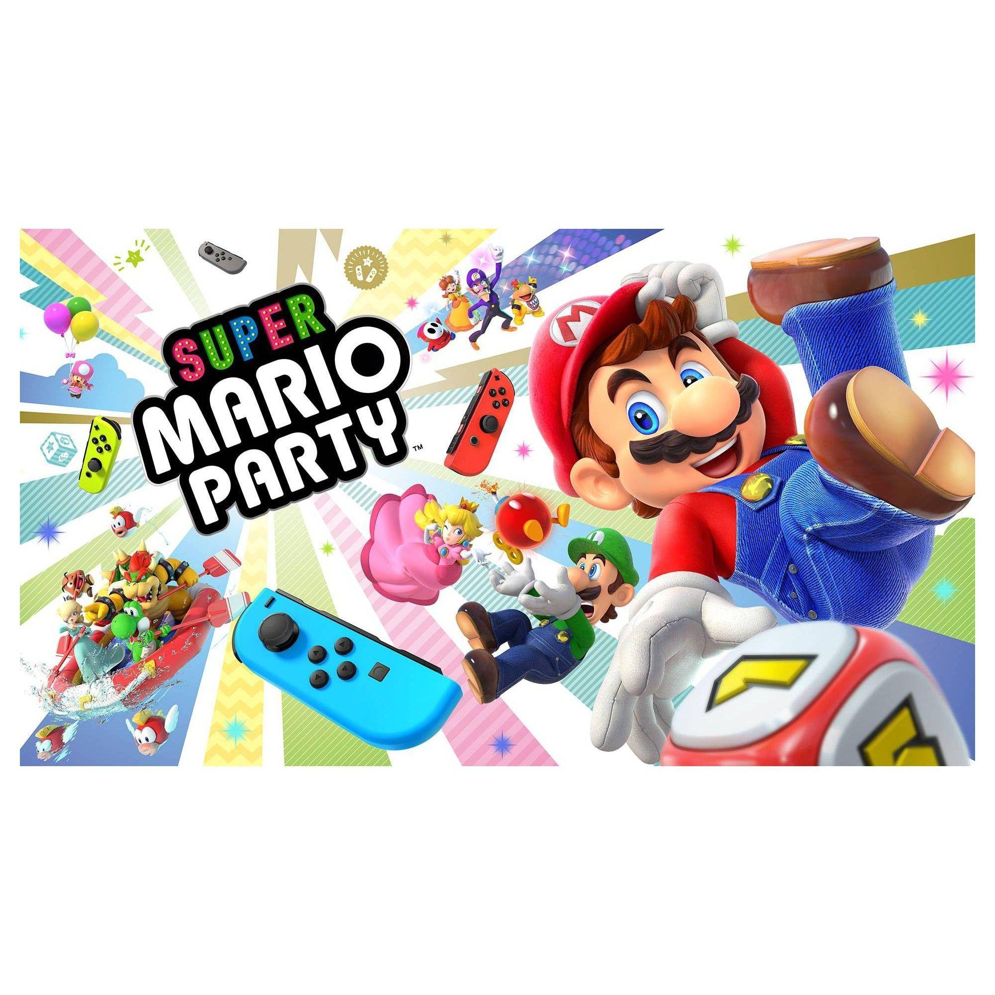 Super Mario Party - Nintendo Switch (Digital) -