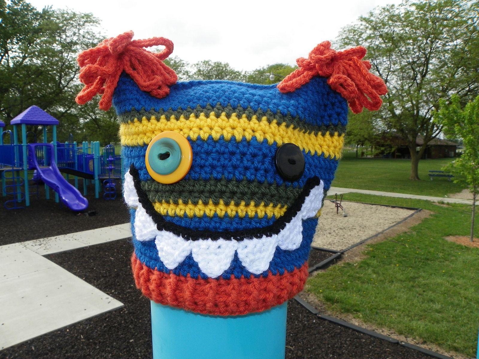 Ravelry: Ugly Monster Hat | Toddler | Pinterest | Monster hat ...