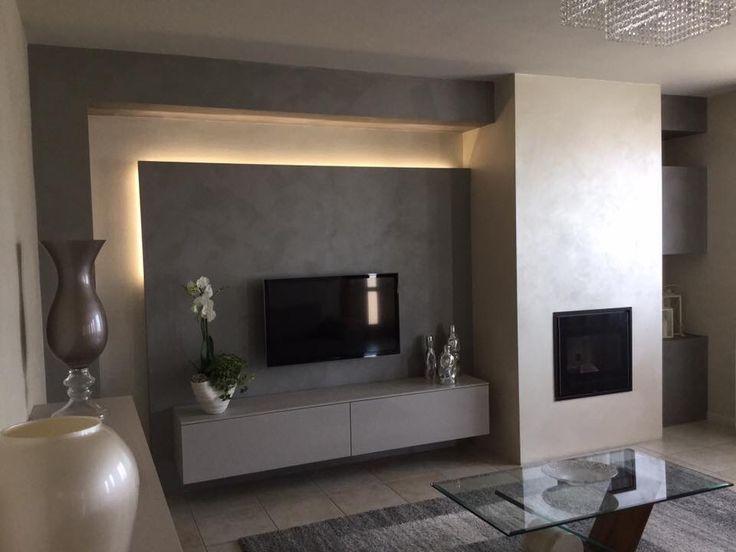 Lumineszenzvolumen #wohnzimmerideenwandgestaltung