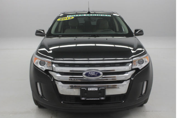 This Ford Edge is here to save you some Green! http//bit