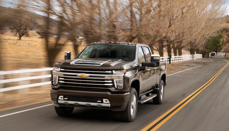 2020 Chevrolet Silverado Hd Series For Truck Campers With Images Chevrolet Silverado Chevy Silverado Silverado Hd